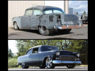 ProTouring 1955 Chevrolet RestoMod Build