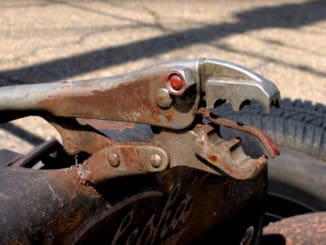 Rat Rod Hood Ornament Ideas