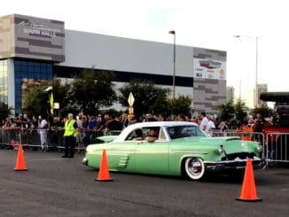 SEMA Ignited Cruise