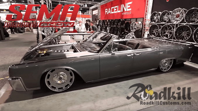 SEMA Show 2018 Day 2 ~ More Insane Cars and Trucks