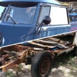 Subaru Twin Turbo Powered 1965 Volkswagen T1 Single Cab Build