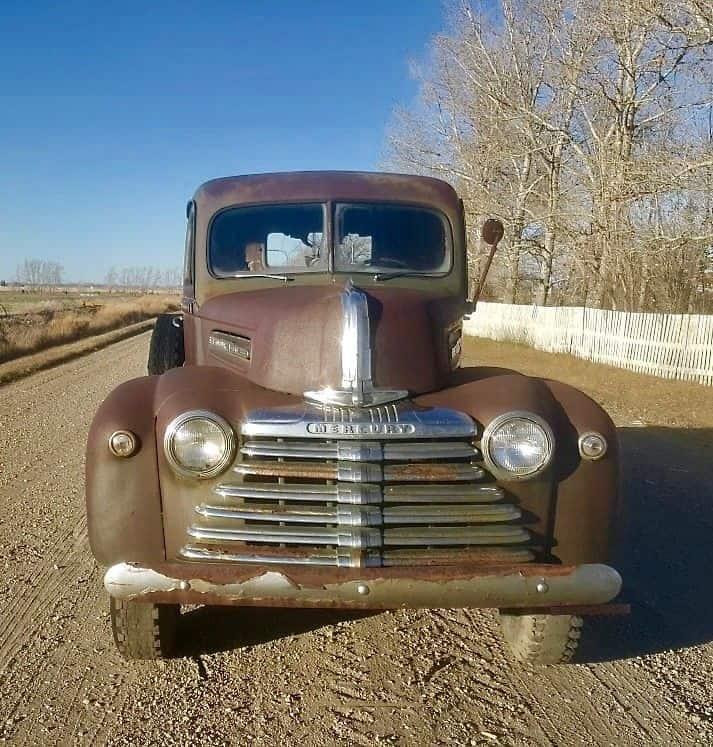 Survivor: 1946 Mercury Pickup