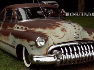 1950 Buick Special SleeperThe Complete Package ~ 1950 Buick Special Sleeper