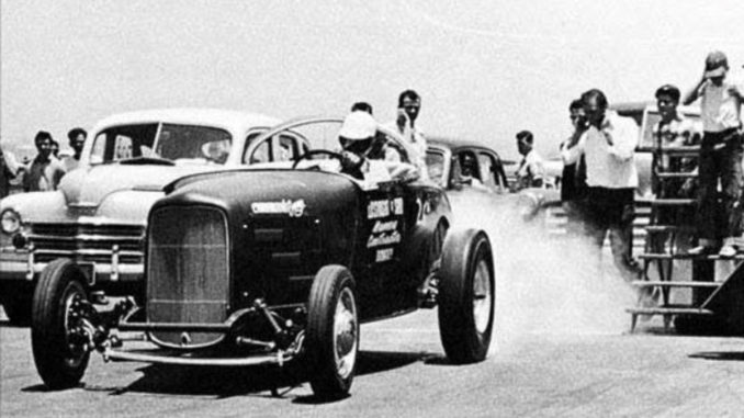 The Race of Gentlemen ~ Santa Barbara Drags