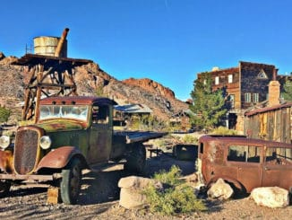 The Rusty Classics of Nelson's Ghost Town ~ Eldorado Canyon, Nevada