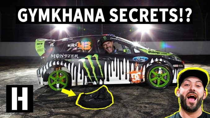 Top 10 Gymkhana Secrets - Things You DIDN'T Know About the Gymkhana Films