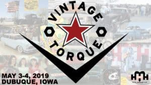 Vintage Torque Fest 2019 @ Dubuque County Fairgrounds | Dubuque | Iowa | United States