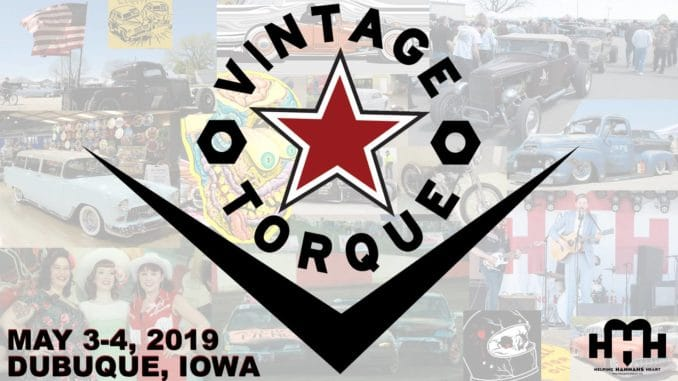 Vintage Torque Fest 2019