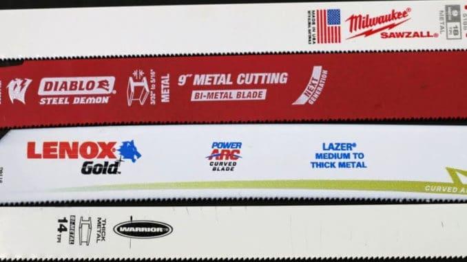 Which Bi-Metal Sawzall Blade Is Best?