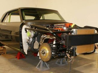 1300hp Twin Turbo 1967 Chevrolet Nova Build