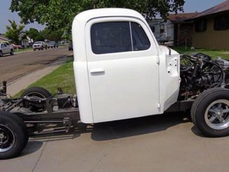 1951 Ford F1 Pickup Truck RestoMod Build