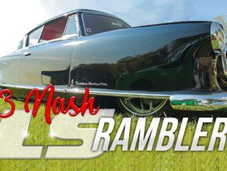 1953 LS Powered Country Club Nash Rambler