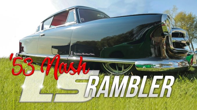 1953 LS Powered Country Club Nash Rambler