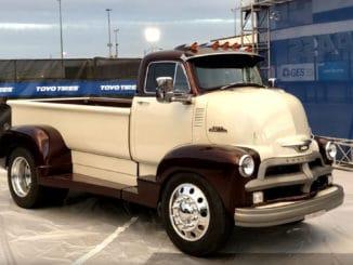 1954 Chevrolet 5700 COE Duramax Diesel Hauler Build