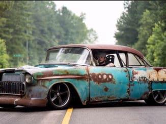1955 Chevy Bel Air LSx Engine Swap Build aka Tire Killer