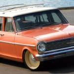 1965 Chevy II Nova Surf Wagon RestoMod Build