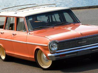 1965 Chevy II Nova Surf Wagon RestoMod Build