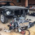 1967 Ford Mustang Fastback Build