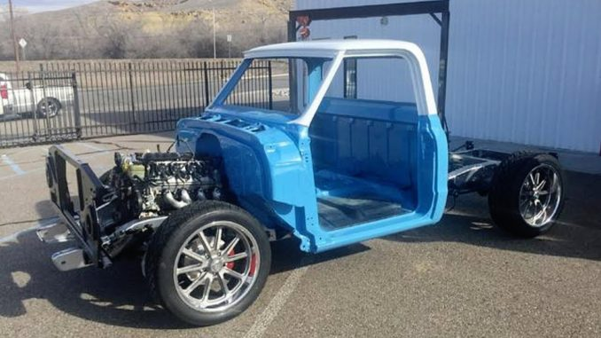 1968 Chevrolet C10 Build Project