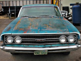 1968 Ford Torino GT Full Restoration