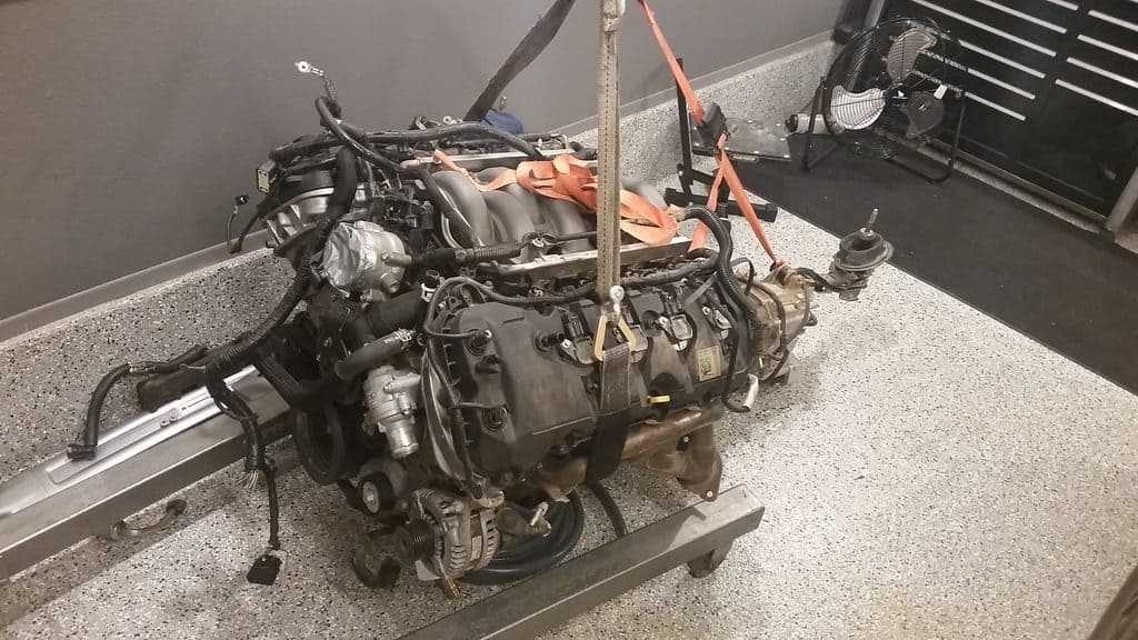 1969 Ford F100 5.0 Coyote Swap ~ Engine Donor