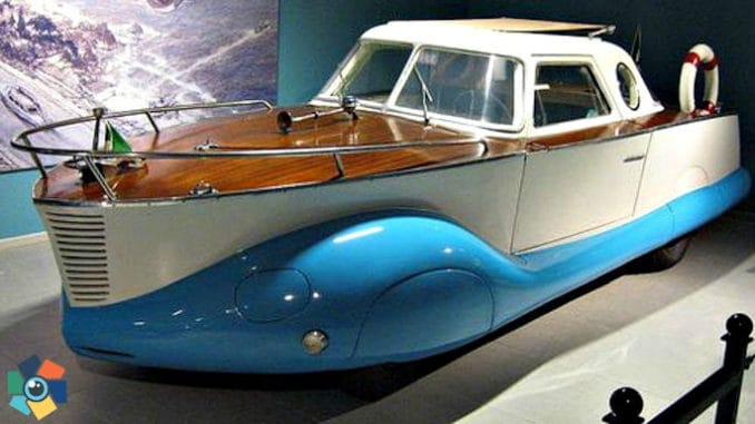 20 Vintage Vehicle Designs That Define Cool