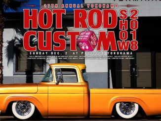 27th Annual Yokohama Hot Rod & Custom Show 2018
