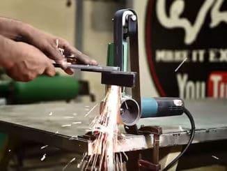 7 DIY Angle Grinder Hacks