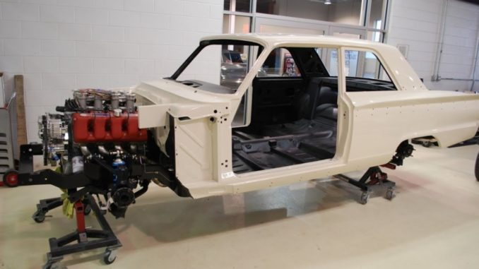 "850 HP ""Sleeper-Touring"" 1963 Ford Fairlane"