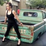 Bagged 1964 Chevy C10 with DIY Patina Paint Job