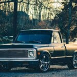 Black Pearl The Movie~ A Chevy C10 Truck Build