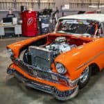 Build Biology ~ 1956 Drag Racing Chevy ~ The Creamsicle