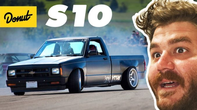 Chevrolet S10 ~ Everything You Need to Know