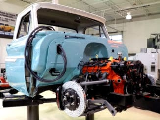 Custom Chevrolet C10 Build