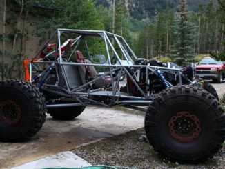 Custom Homebuilt Off-Road Buggy