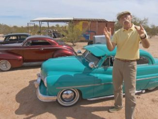 Ernie Adams' Dwarf Car Museum in Maricopa, AZ