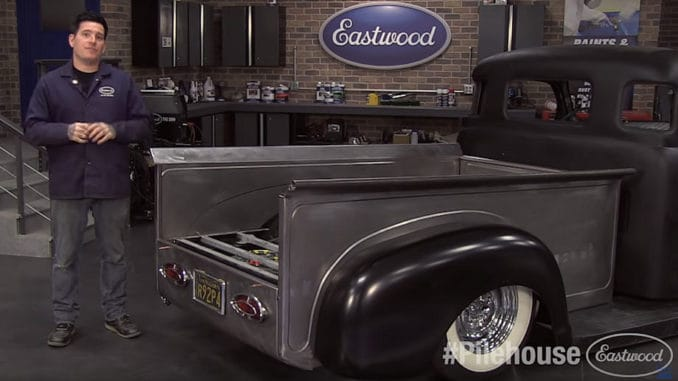 How To Build a Pickup Truck Bed