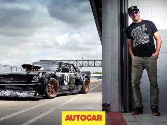 How To Drift with Ken Block
