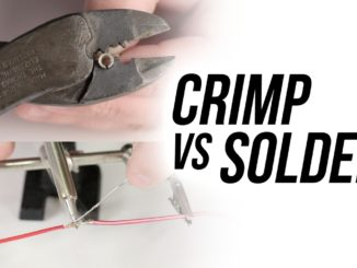 How To Know When To Crimp vs Solder