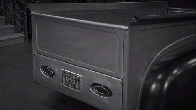 How To Make a Custom Truck Tailgate