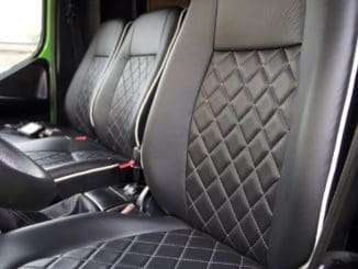 How To Re-Upholster a Car Seat