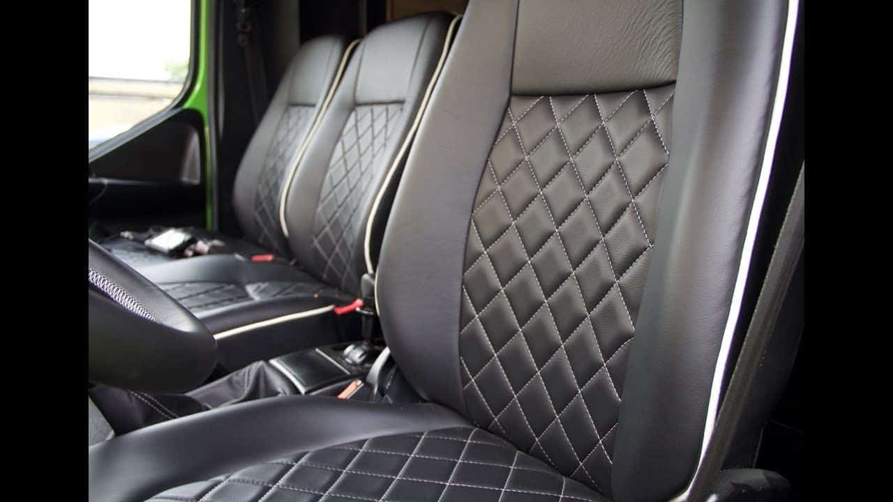 How To Re Upholster A Car Seat Roadkill Customs
