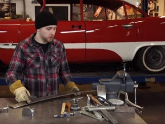 How To Repair And Straighten Stainless-Steel Trim
