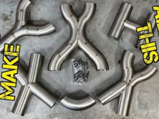 How to Make X Pipes, Y Pipes, H Pipes and Exhaust Transitions