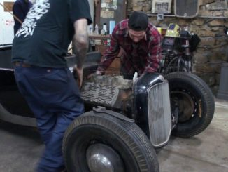 "IronTrap Garage's Model T Project Dubbed ""Ford Free-T"""
