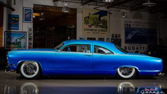 Keith Charvonia's 1951 Kaiser Drag'n Home-Built Custom