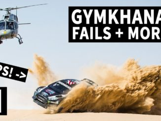 Ken Block Gives Up 10 More Gymkhana Secrets