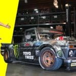Ken Block's AWD, Twin Turbo, 914hp Hoonitruck is Ready to Party