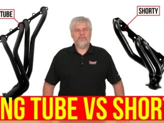 Long Tube Headers Vs Shorty Headers