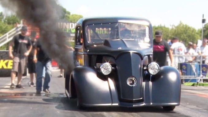 Most Violent Diesel We've Ever Seen